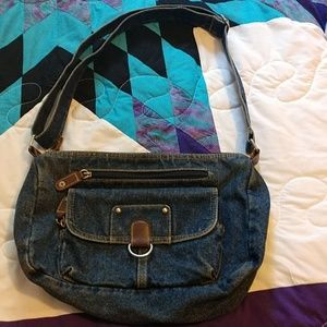 Handbags - Vintage Denim Purse